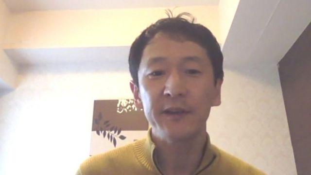 Professor Kentaro Iwata