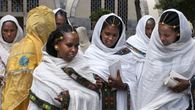 Ethiopia mosque ban: 'Our sacred city of Aksum must be protected'