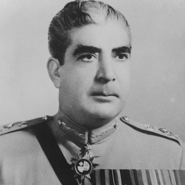 আগা মোহাম্মদ ইয়াহিয়া খান, সামরিক শাসক ও প্রেসিডেন্ট।