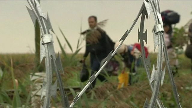 Hungary promises tough action on migrants