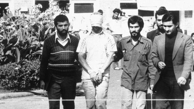 أزمة الرهائن في إيران