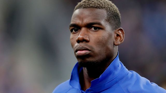 Man United midfielder Pogba 'angry, appalled' by media treatment