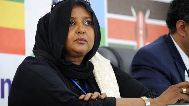 Amina Maxamed ayaa ka mid ah musharrixiinta u tartamaya xilka ugu sarreeya ee hay'adda Ganacsiga Adduunka - WTO.