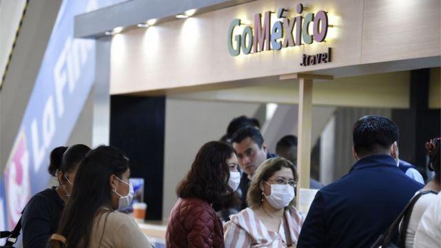 Pasajeros en México