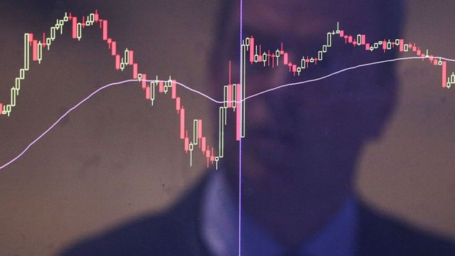 Pantalla de trading
