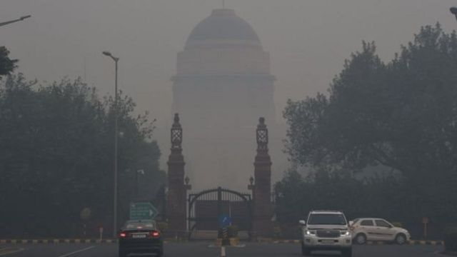 दिल्ली प्रदूषण