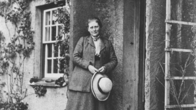 Beatrix Potter story Kitty-in-Boots discovered after 100 years