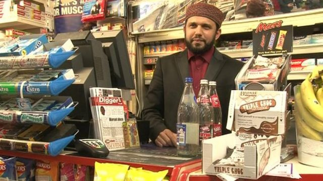 Asad Shah death: Appeal for calm after shopkeeper attack
