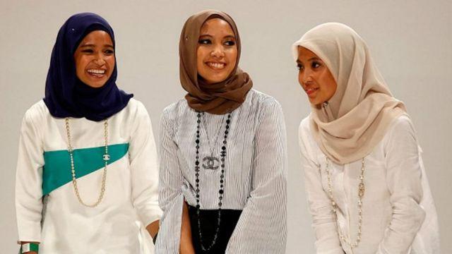 मुस्लिम किशोरियां