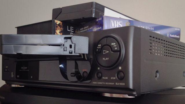 Відеомагнітофон