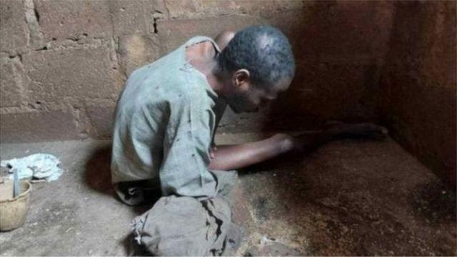 Ibrahim Lawal ti baba rẹ de mọlẹ fun ọdun mẹẹdogun