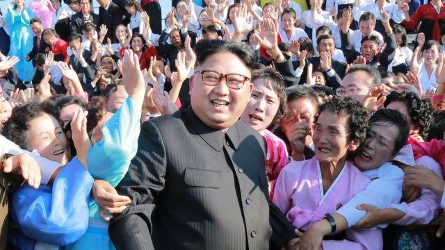 เชื่อกันว่าวันคล้ายวันเกิดของผู้นำเกาหลีเหนือคือวันที่ 8 มกราคม