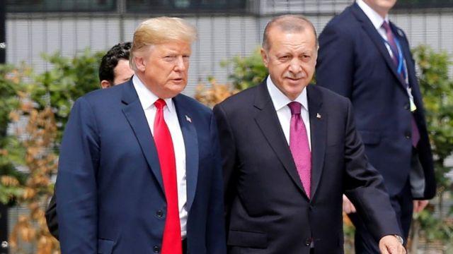 Trump ve Erdoğan