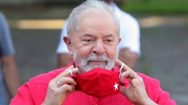 Lula da Silva: un juez de la Corte Suprema de Brasil anula todas las sentencias contra el expresidente brasileño - BBC News Mundo