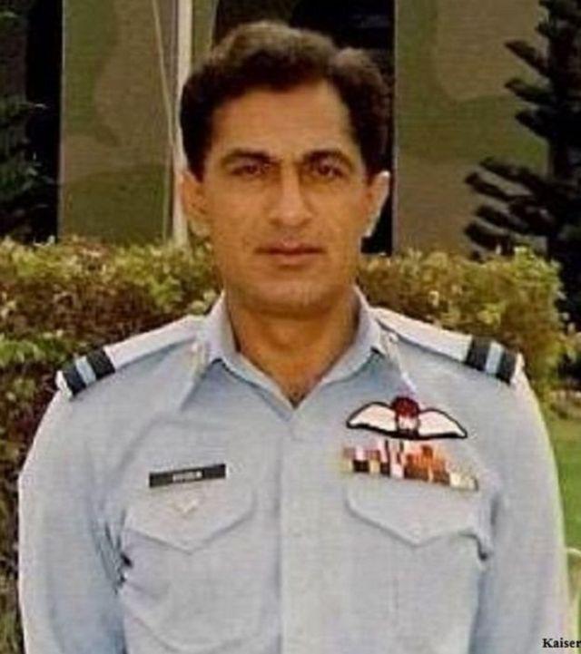 پاکستان میں فضائی امور کے مورخ قیصر طفیل