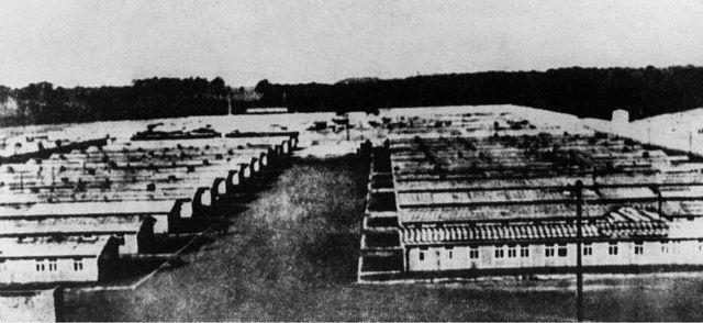 Равенсбрюк в 1945 году