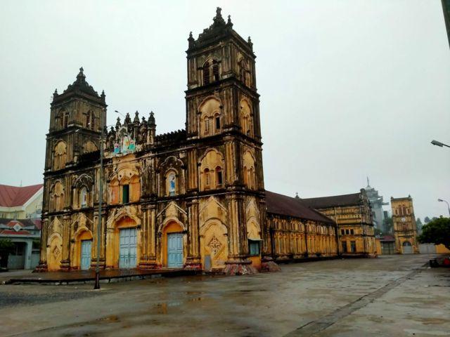Nhà thờ Bùi Chu ngày 4-2-2020