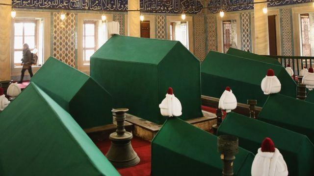 مقبرة السلطان سليم الأول في اسطنبول