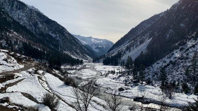 کالام، وادی سوات