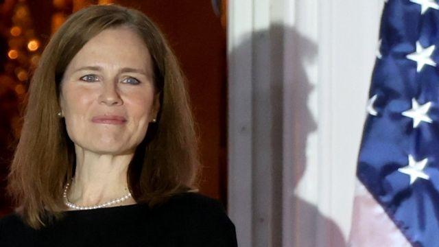 Amy Coney Barrett, juíza da Suprema Corte dos EUA