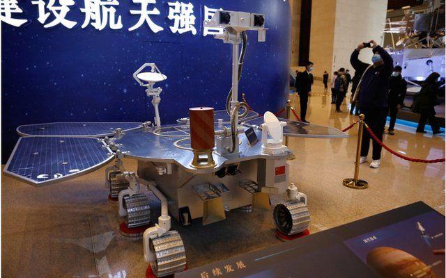 Model rover