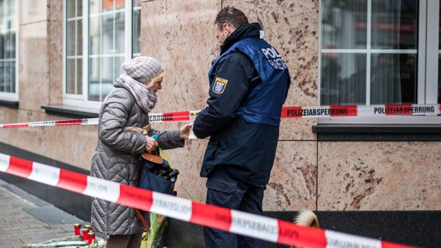 Penembakan massal di Jerman, sembilan orang meninggal