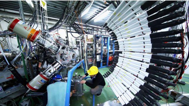 Unutar CERNa