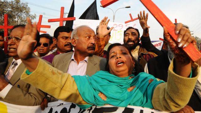 पाकिस्तान में ईसाई