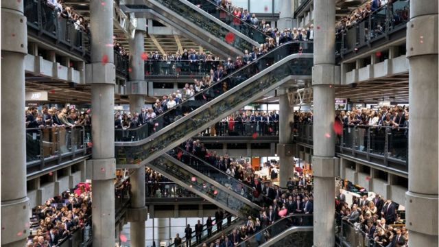 Lloyd's of London to tackle sexual harassment reports