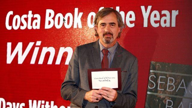 الكاتب الإيرلندي سباستيان باري