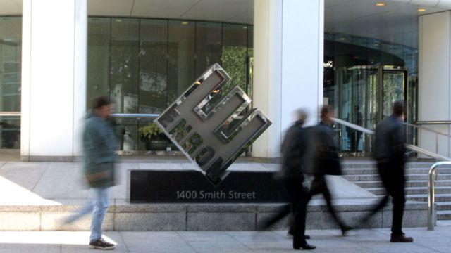 Oficinas de Enron