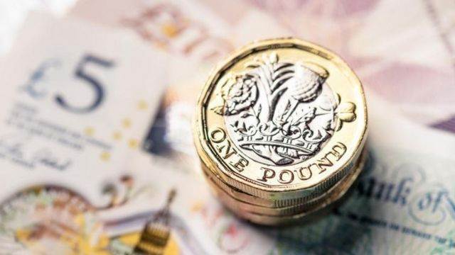 UK government borrowing at 11-year low