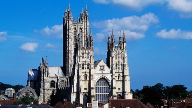 Кентерберийский собор - главный храм Англиканской церкви