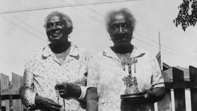 Pauline Johnson e Felice Boudreaux