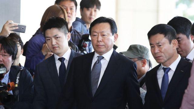 Шин Донг Бин получил условный срок