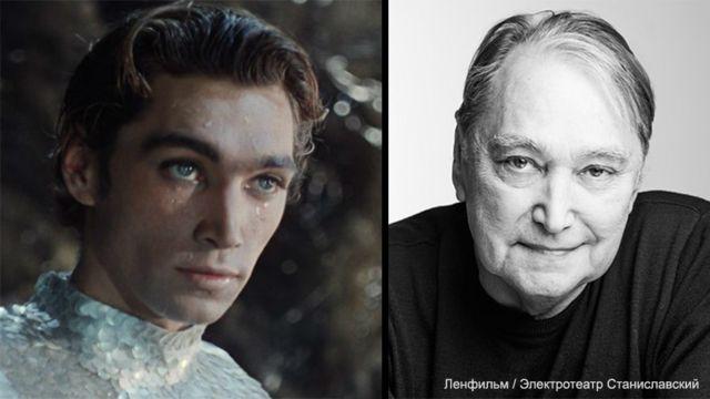 Актер Владимир Коренев умер от коронавируса. Он сыграл человека-амфибию -  BBC News Русская служба