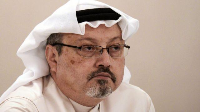 자말 카슈끄지는 이스탄불의 사우디 영사관에서 살해당했다