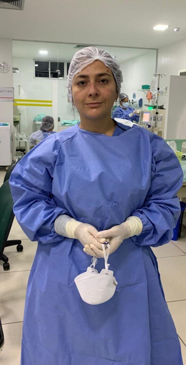 Pediatra Cinara Carneiro