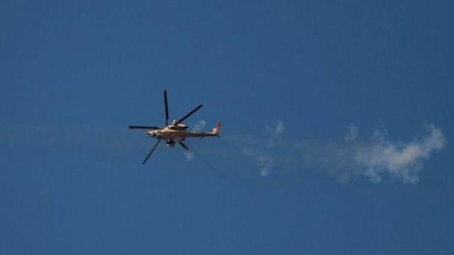 हेलीकॉप्टर (फाइल फोटो)