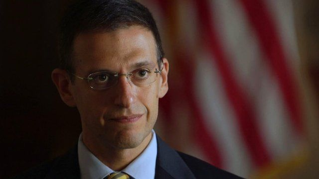 Adam Szubin, who oversees US Treasury sanctions