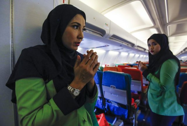 Malaysia's Islamic airline Rayani Air barred from flying