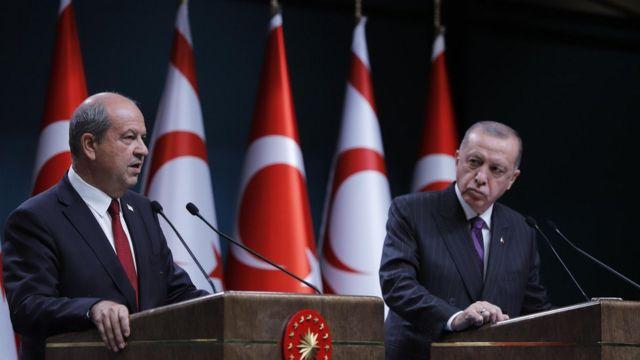 Τατάρ και Ερντογάν