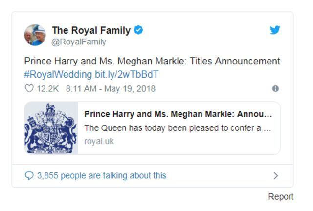 The Royal Family Link