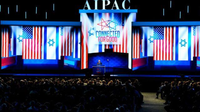 آیپک، لابی طرفدار اسرائیل در آمریکا با انتشار بیانیهای به تندی به نمایندگان حزب دموکرات حمله کرد
