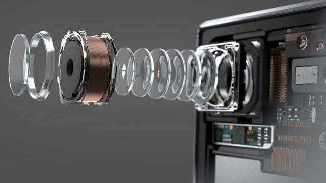 Устройство камеры