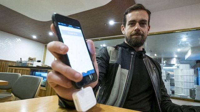 جک دورسی، بنیانگذار توییتر