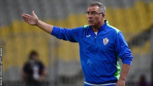 Inacio était sous pression depuis que le club du Caire a manqué les demi-finales de la Ligue des Champions africains de cette saison.