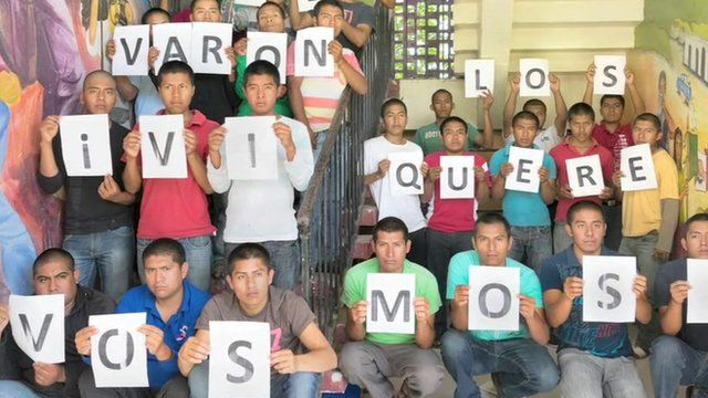 Remembering the missing Mexican students around the world