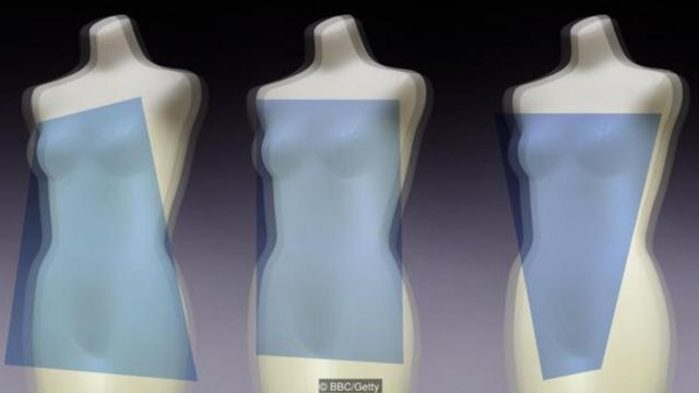 Cuerpos de mujer