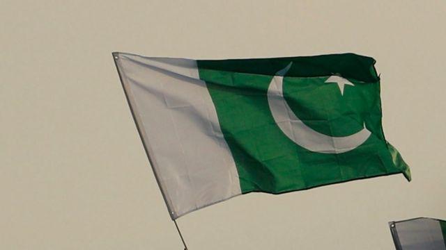 पाकिस्तानी झंडा